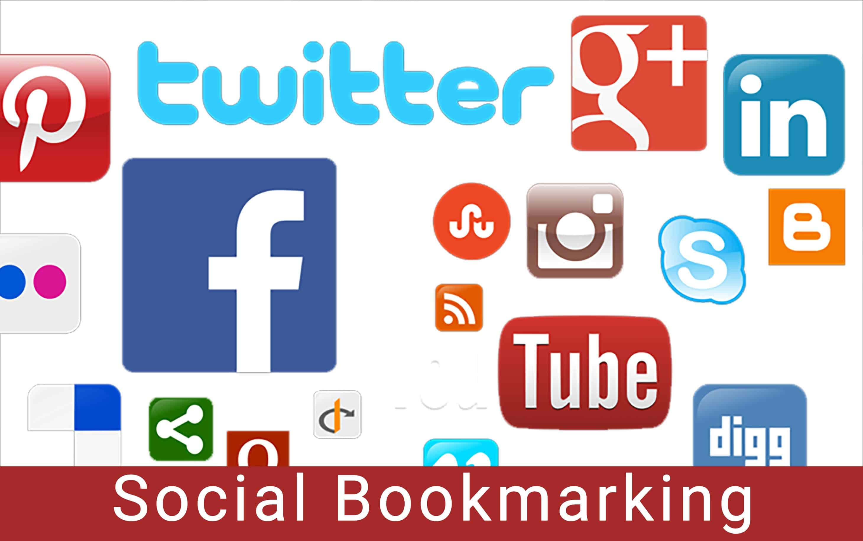 Top 50+ Social Bookmarking Sites List To Boost Your Site Traffic